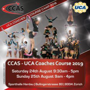 UCA - Coaches Course 2019 @ Sporthalle Hardau   Zürich   Zürich   Schweiz