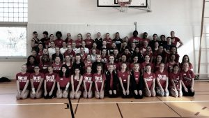 National Team - Choreoday with Ant @ FCSG Cheerleading Gym   St. Gallen   Sankt Gallen   Schweiz